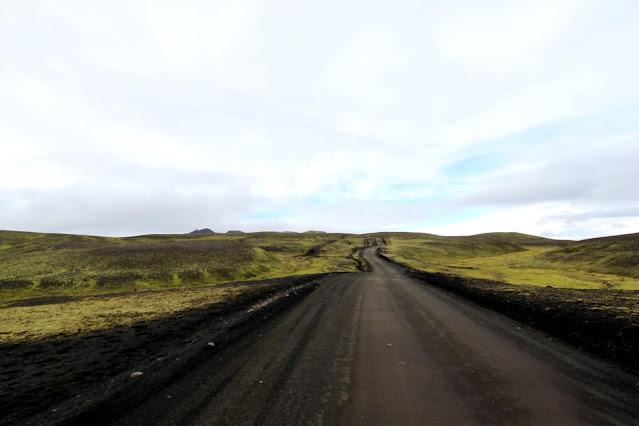 Landmannalaugar-Strada