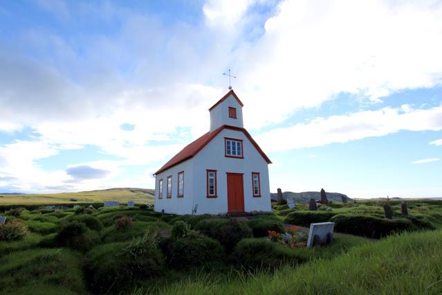 Landmannalaugar-Chiesetta