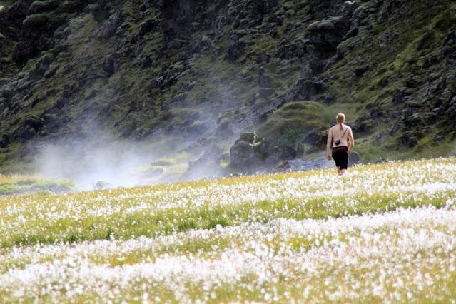 Landmannalaugar-Sorgenti naturali di acqua calda