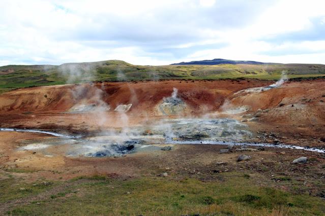 Penisola di Reykjanes-Zona geotermica