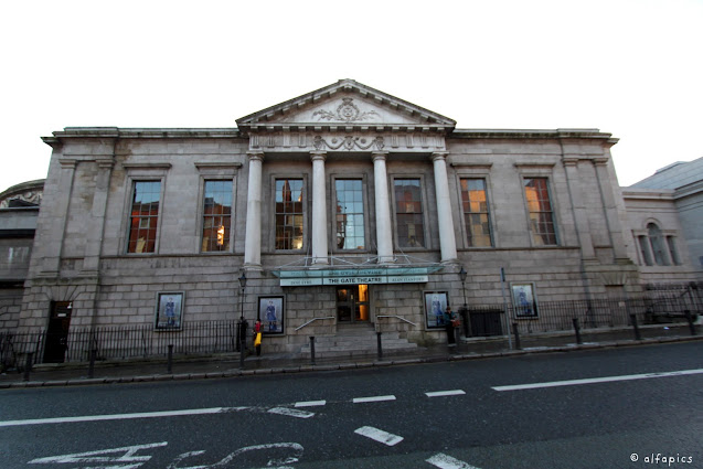 Gate theatre-Dublino