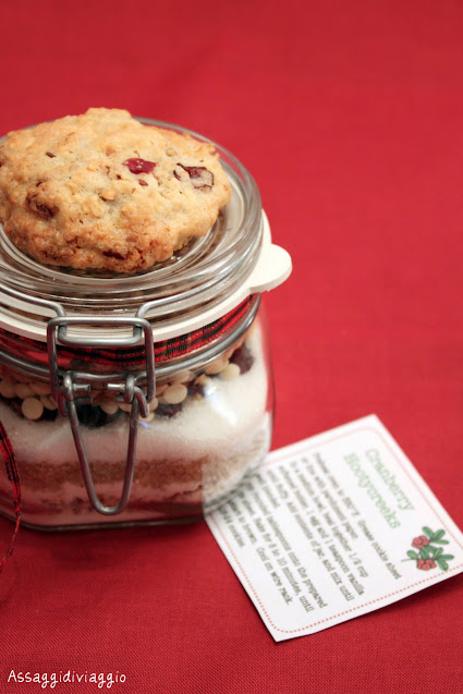 Cranberry Hootycreeks in a jar