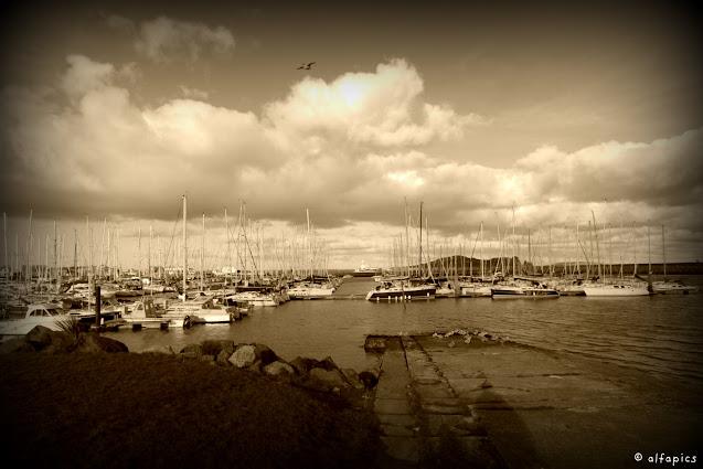 Porto turistico-Howth