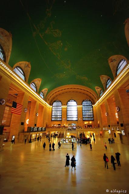 Grand central station-New York