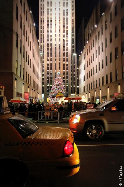 Rockefeller center-New York