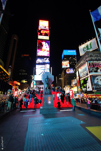 Time square-New York