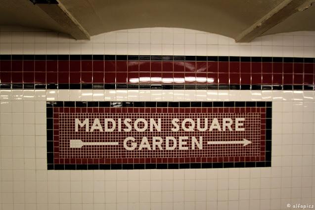 Madison square garden-New York