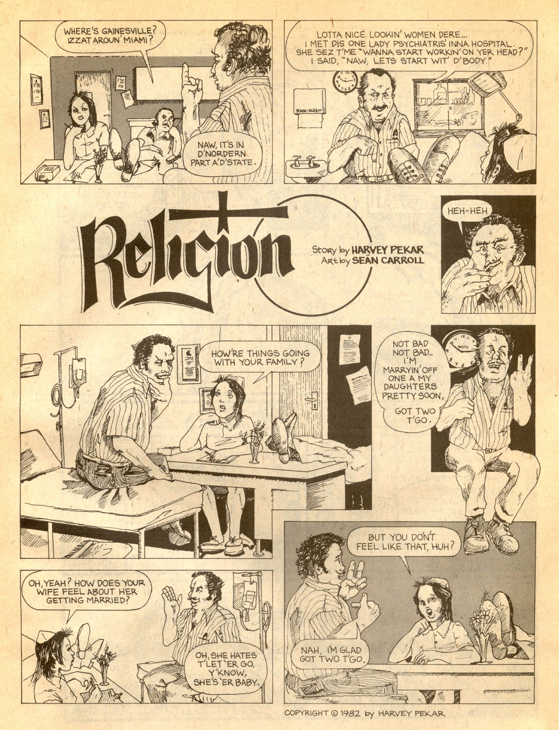 American Splendor (1976) issue 7 - Page 57