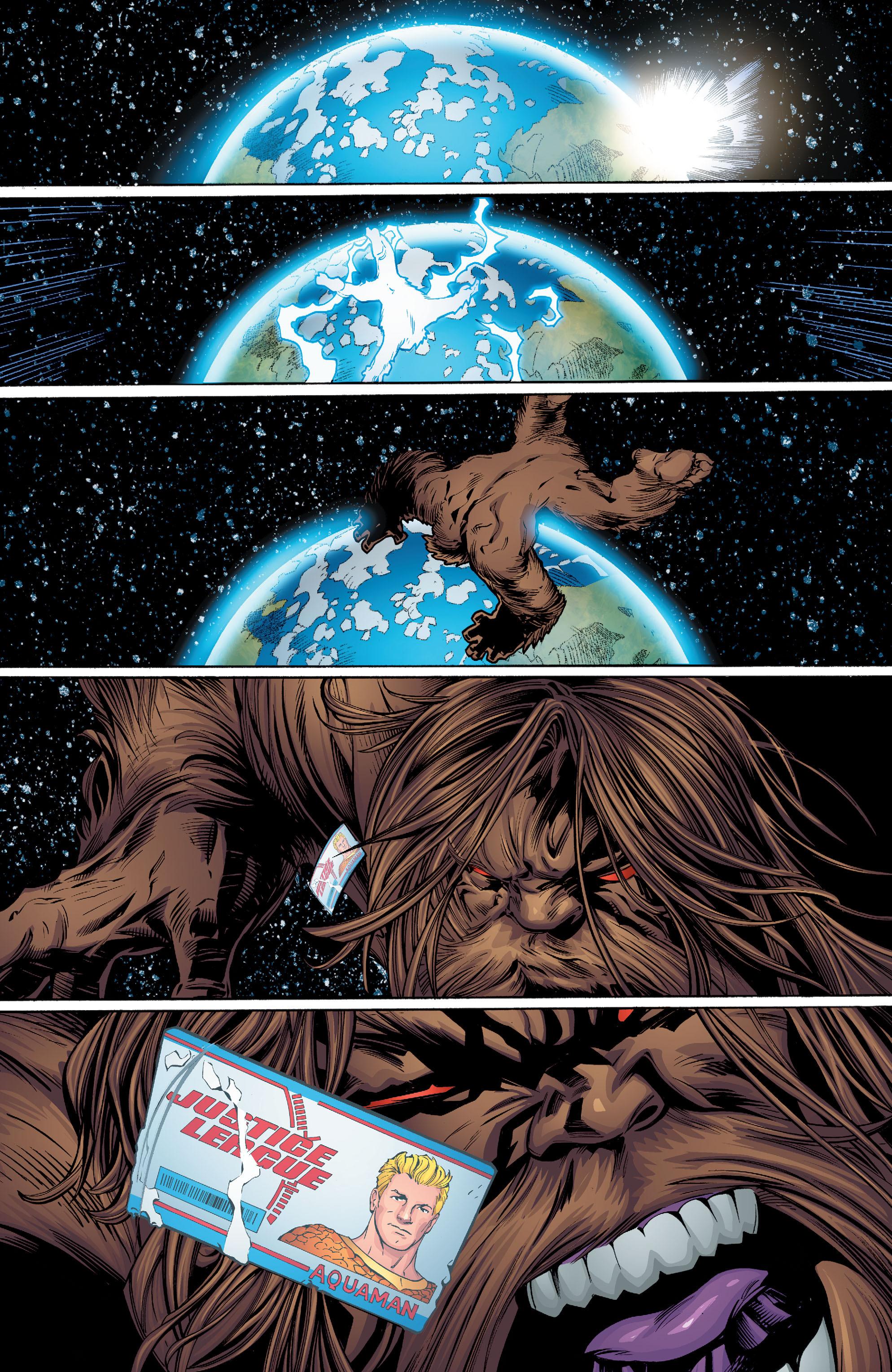 Read online Aquaman (2016) comic -  Issue #9 - 21