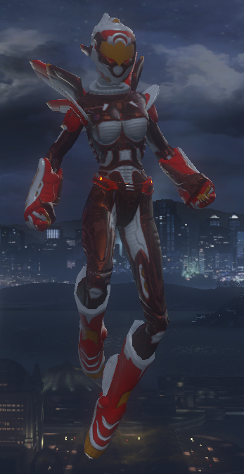 The Bottom Of The Glass New Threads Dcuo Style