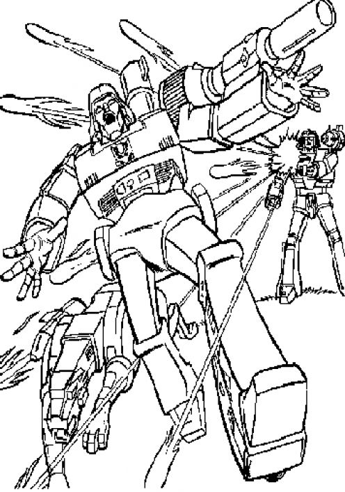 Transformers Characters: Pictures Pages to Print - Free ...