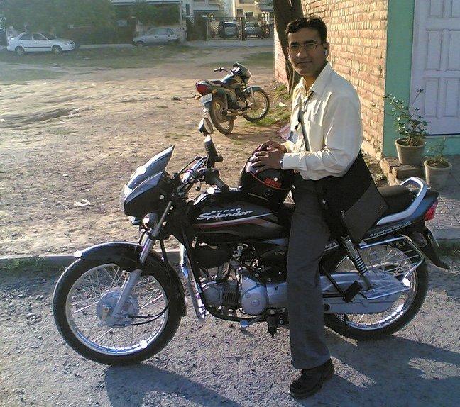 Bike History/Timeline: Super Splendor [2005-2010]  2010 Hero Honda