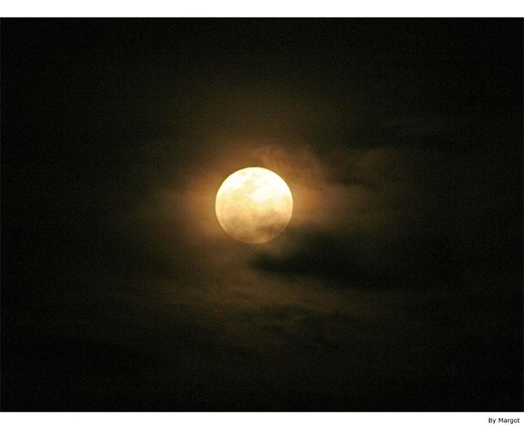 Mensagens Lua Cheia: Imaginação Em Marcha: LUA CHEIA