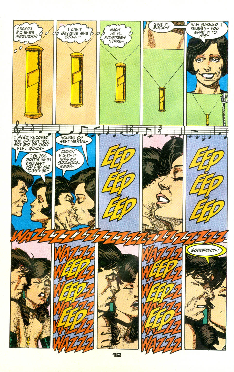 Read online American Flagg! comic -  Issue #24 - 14