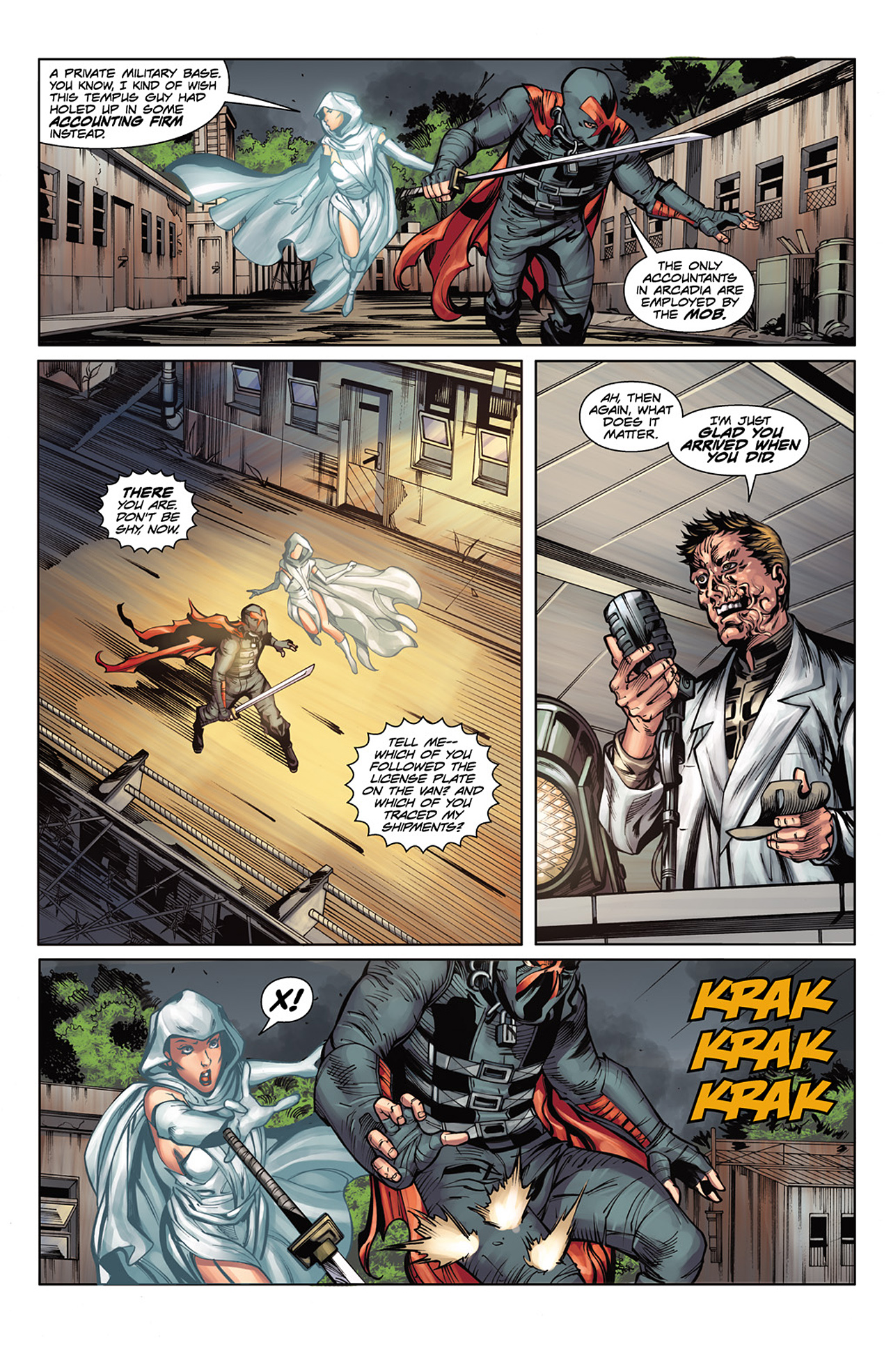 Read online Two Past Midnight comic -  Issue #3 - 23