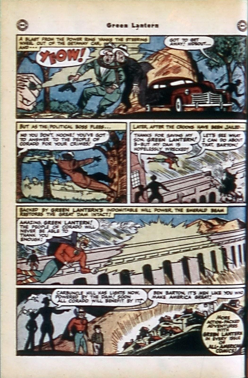 Green Lantern (1941) Issue #32 #32 - English 47