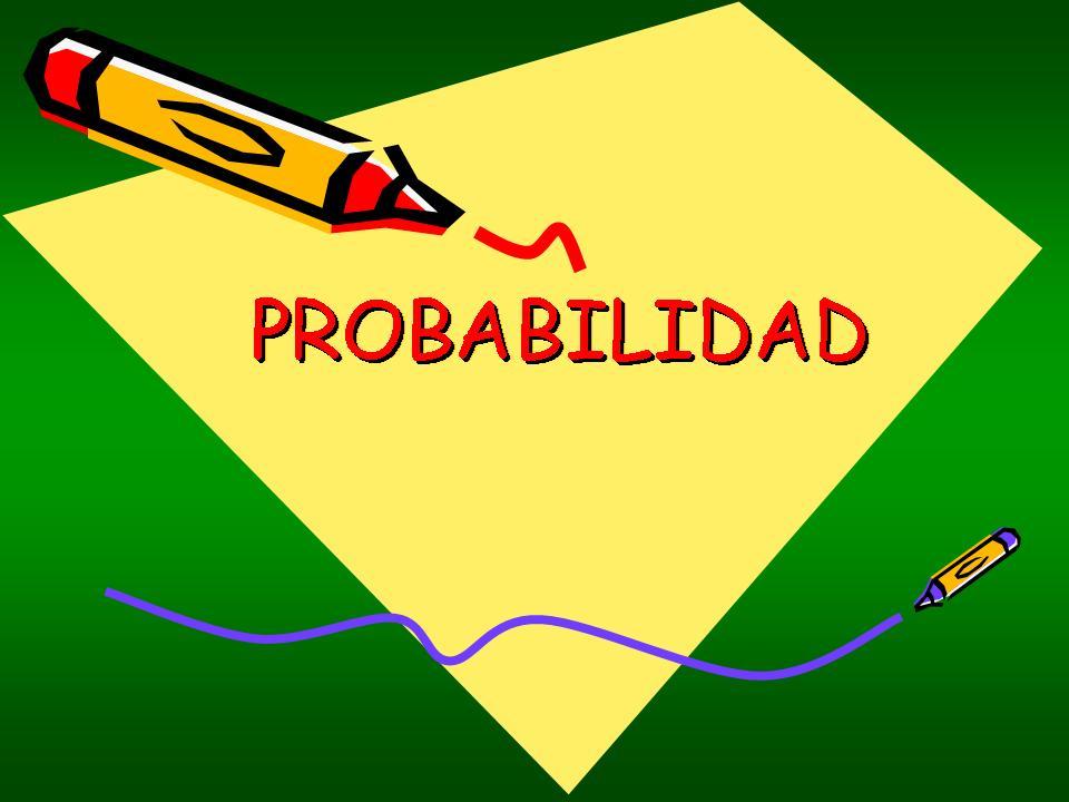 PROBABILIDAD Y ESTADISTICA: Probabilidad Y Estadistica