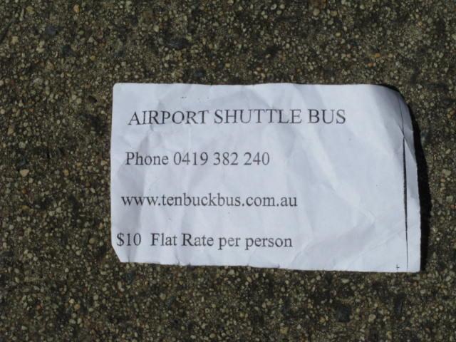 Melbourne on Transit: 2010