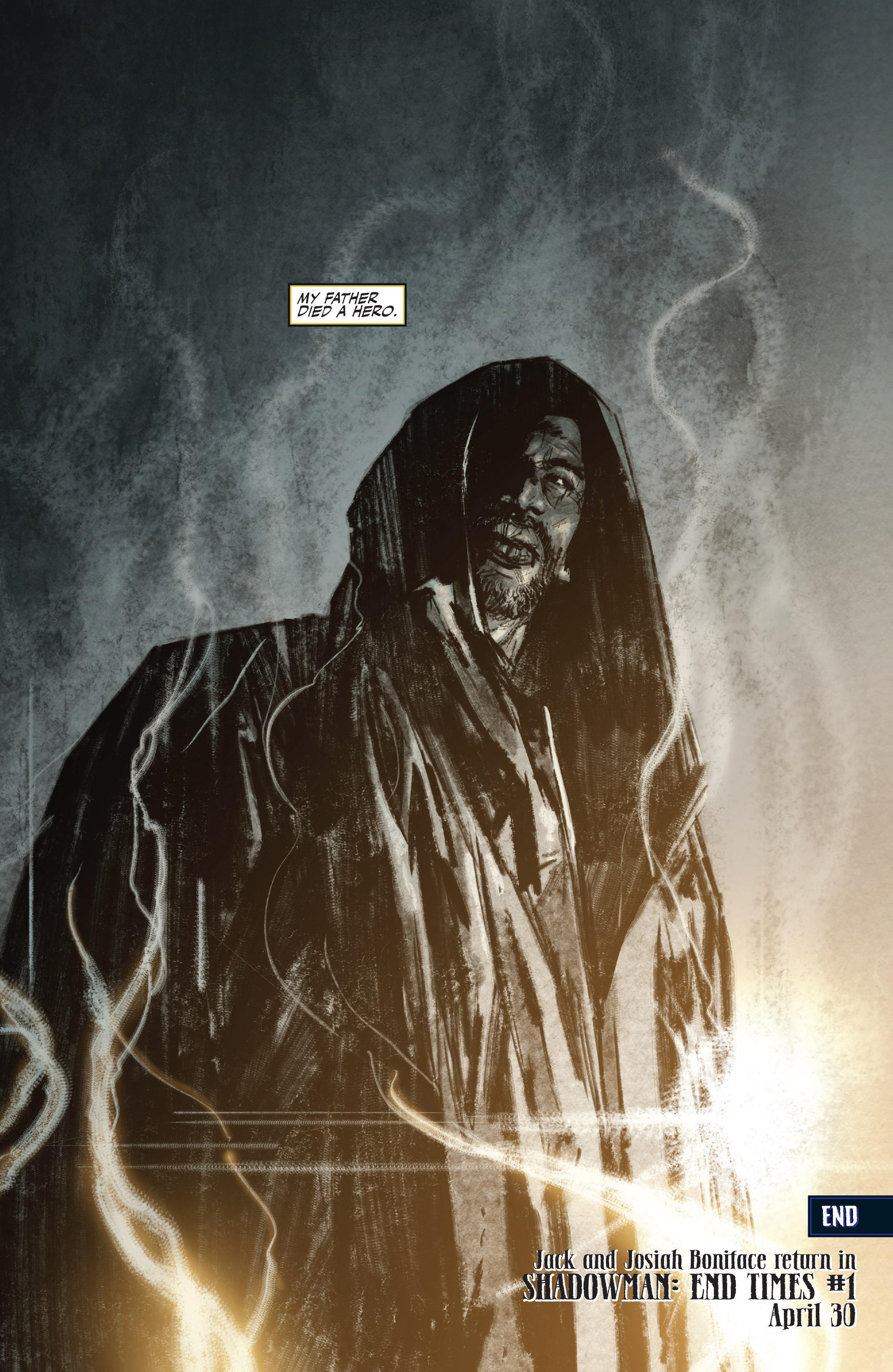 Read online Shadowman (2012) comic -  Issue #16 - 23