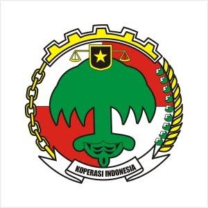 koperasi indonesia, logo koperasi, lambang koperasi