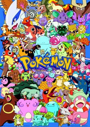 Bilinick Pokemon Cartoon Wallpaper