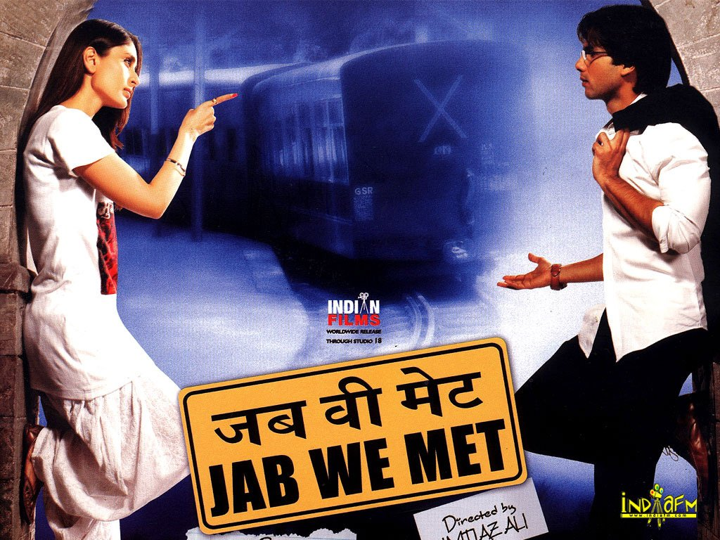 Jab we met ~ latest bollywood songs,indian pop music,hindi mp3.