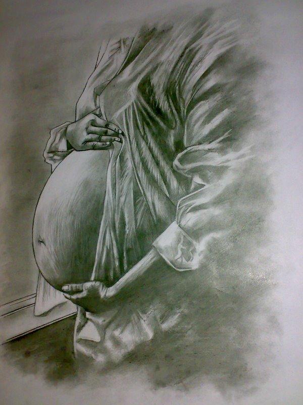 Sketches personalities face study human figures mother teresa princess diana pencil sketching life