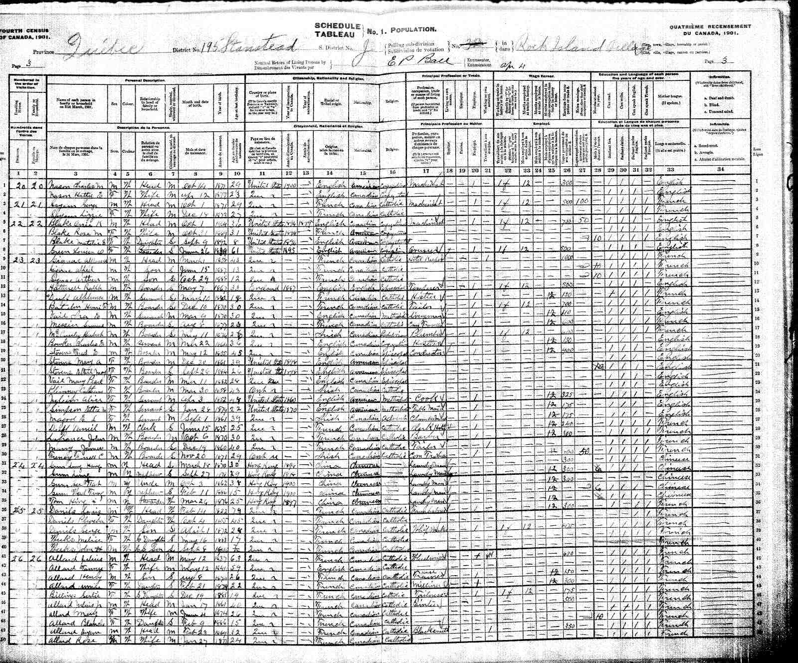Ken Miller Genealogy Blog: Our Billings Family and Their ...