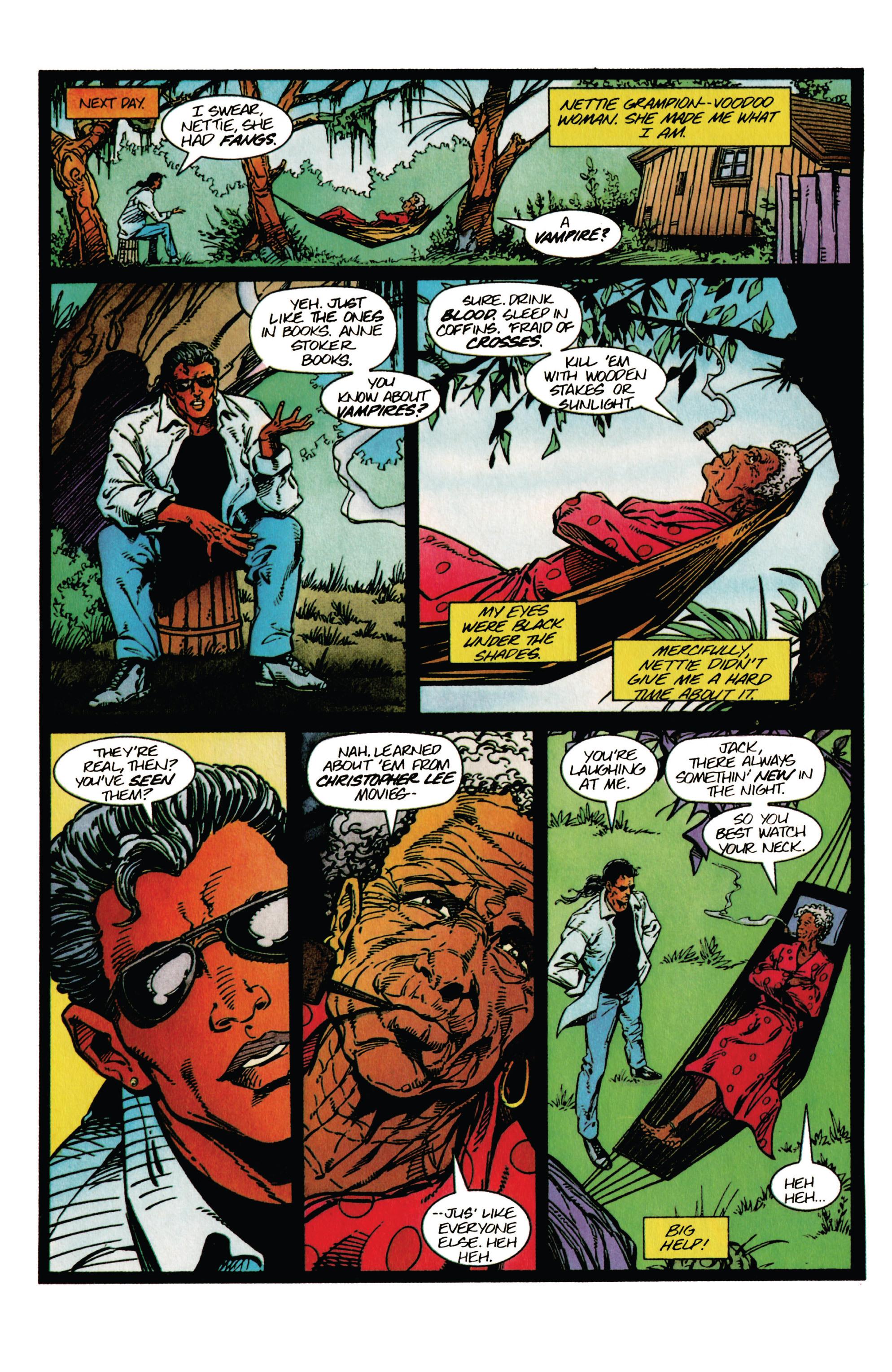 Read online Shadowman (1992) comic -  Issue #40 - 12