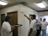 Open Door Mission - United Way Day of Caring
