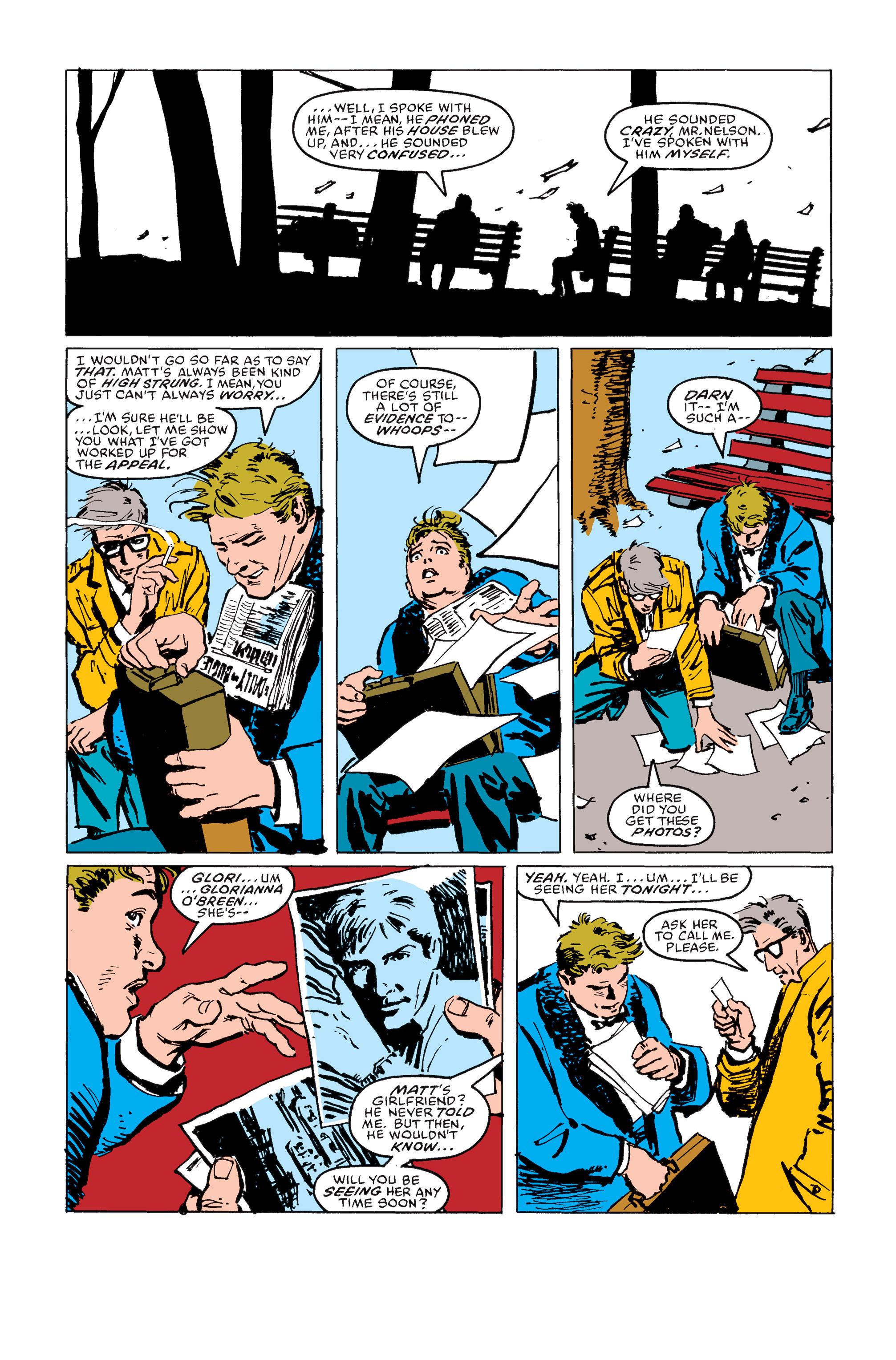 Read online Daredevil: Born Again comic -  Issue # Full - 154