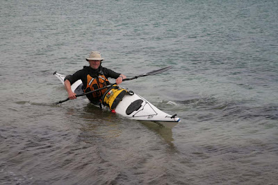 Sea kayaking with seakayakphoto com: P&H Quest LV test