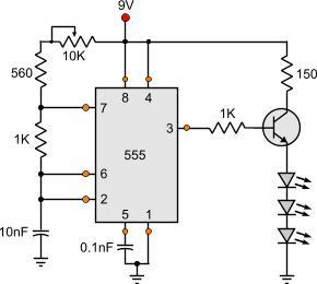 Led Potentiometer Wiring Diagram, Led, Free Engine Image