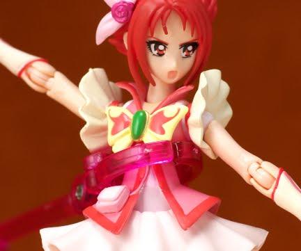 Review S H Figuarts Pretty Cure Rouge Dx Large Images Gunjap