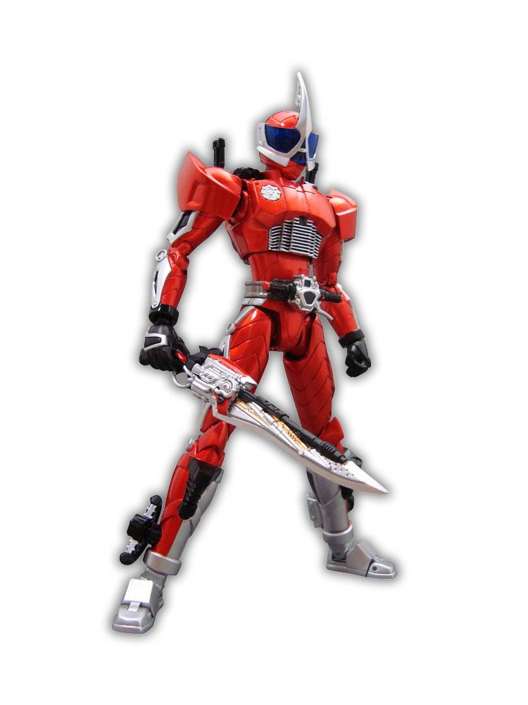 S.H.Figuarts Kamen Rider Accel Booster - My Anime Shelf  Kamen Rider Accel