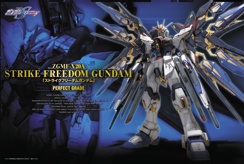 Box Art Pg Strike Freedom Gundam Hi Res Image Gunjap