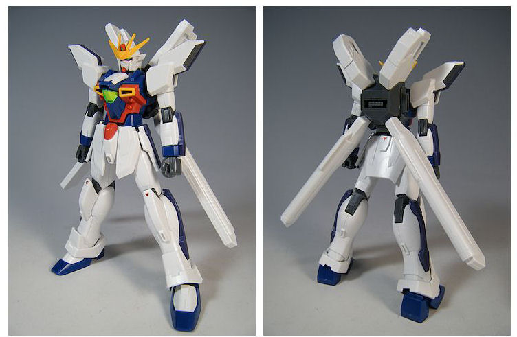 14 Hg Gundam X Review Images