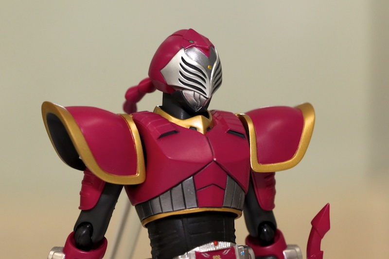 guNjap: Sample Review: Figma Kamen Rider Sting No.23 Large ...