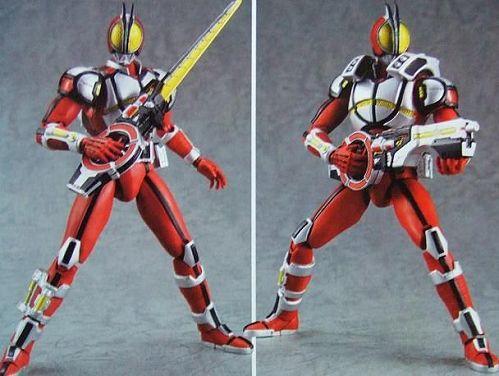 guNjap: Preview: S.H.Figuarts Kamen Rider Faiz Blaster ...