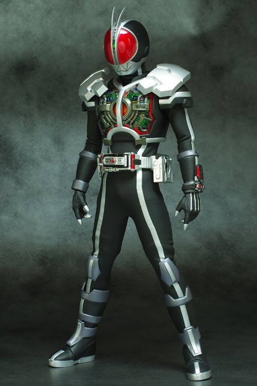 Kamen Rider Faiz Toys 109
