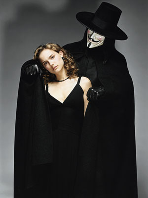 natalie portman v for vendetta gif