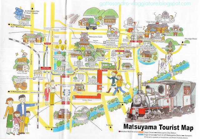 Matsuyama Map