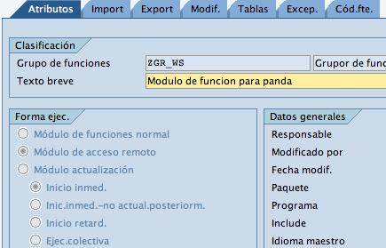 César Felce Create A Web Service In Sap R 3 And Consume It