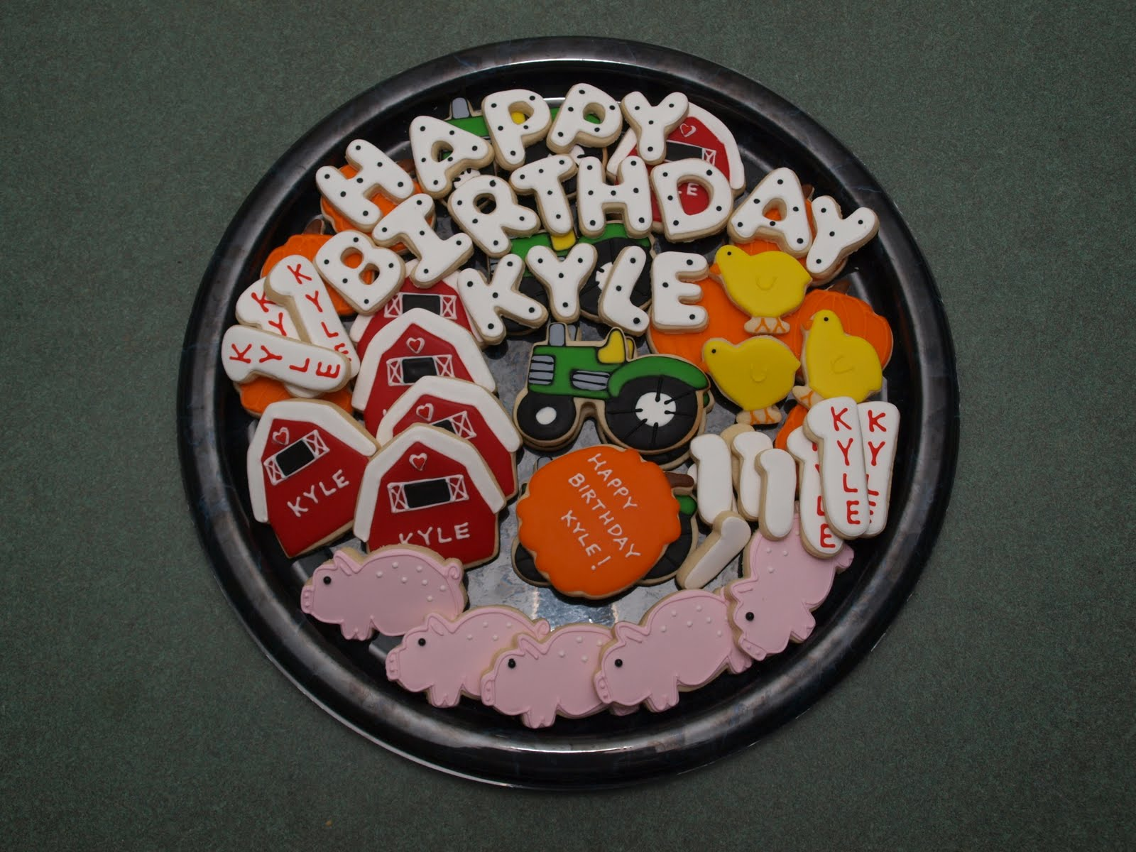 Heather S Cookie Creations Cutout Cookies For Every