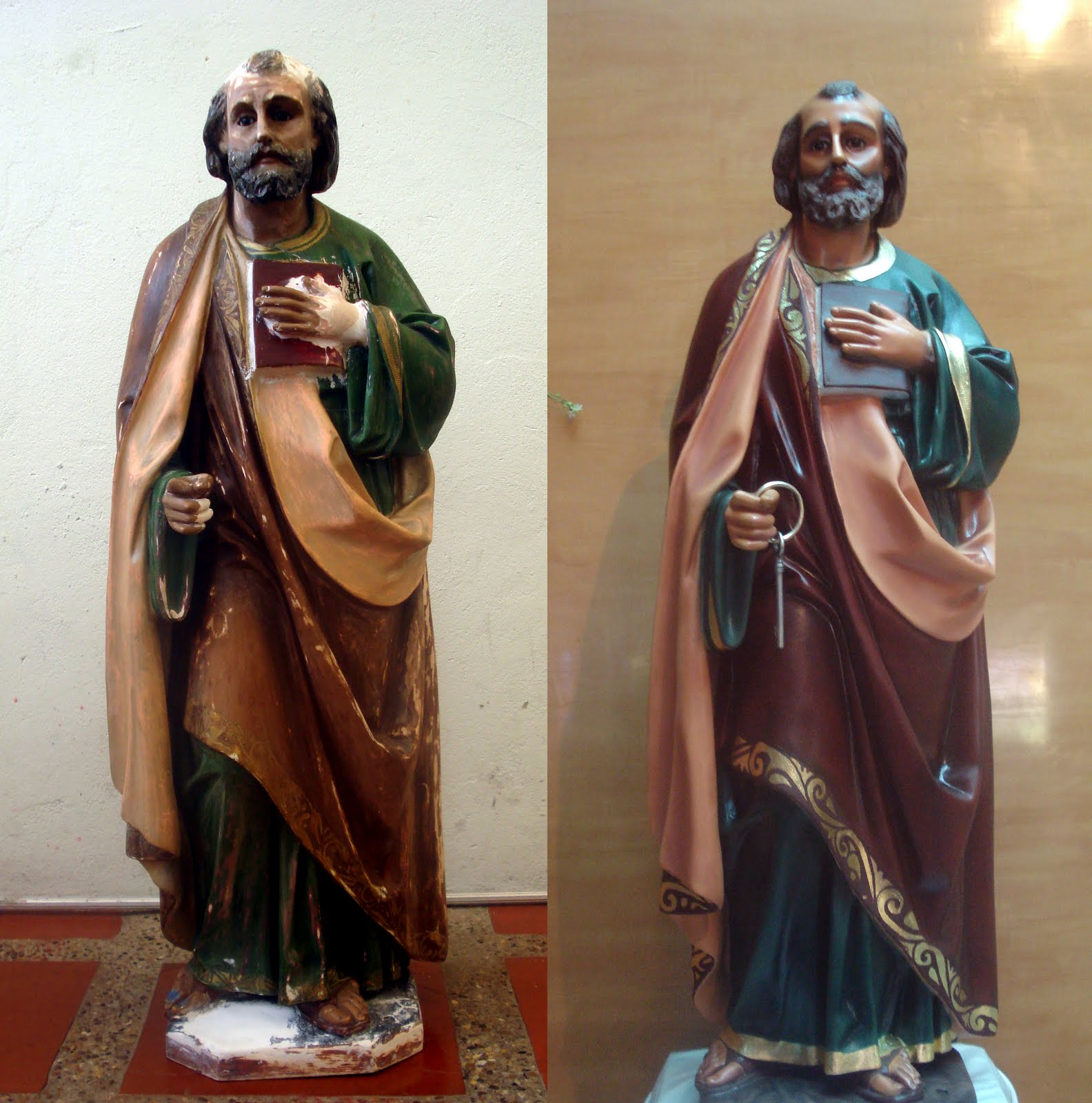 Imagenes De San Pedro Apostol Biografia De San Pedro