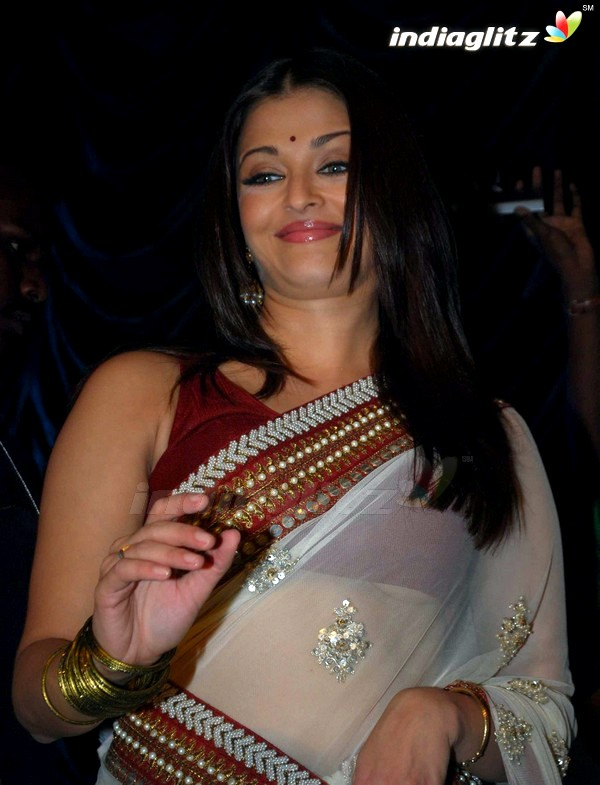 Aishwarya+Rai+Wardrobe+Malfunction+2 Blouse With Big Bow