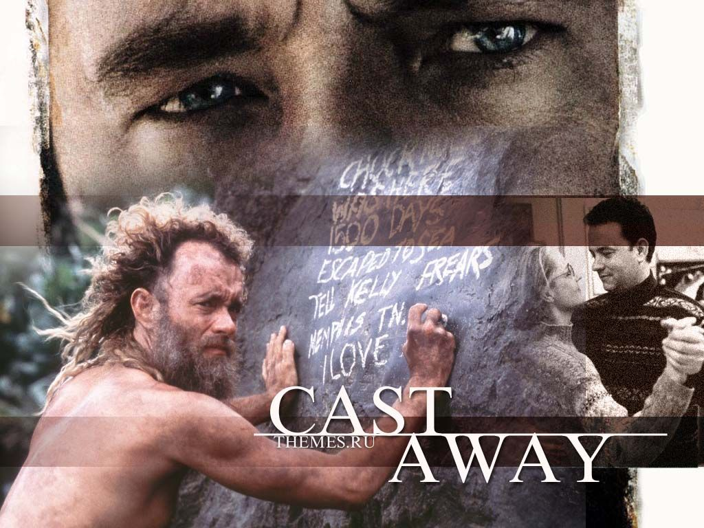 Movies We Review: Cast Away