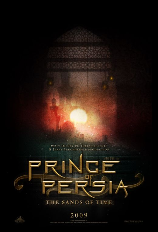 The Discordic Adventures Of Fnord Prince Of Persia The Sands Of Time 2010