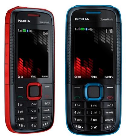 MOBILEPHONES: Nokia 5130 XpressMusic: Popular India Mobile