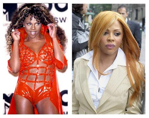 Plastic Surgery Before And After Lil Kim Plastic Surgery